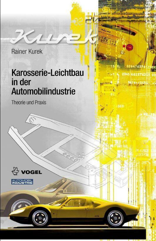 Fachbuch Karosserie-Leichtbau in der Automobilindustrie