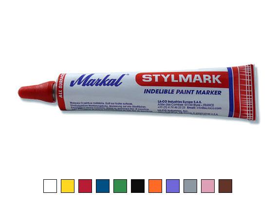 Stylmark Original – Tubenmarker, rot