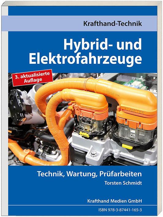 Fachbuch Hybrid- und Elektrofahrzeuge
