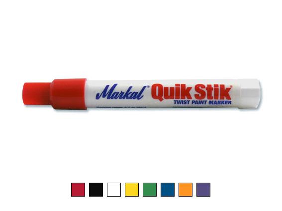 Quik Stik All Purpose – Farbmarker, rot