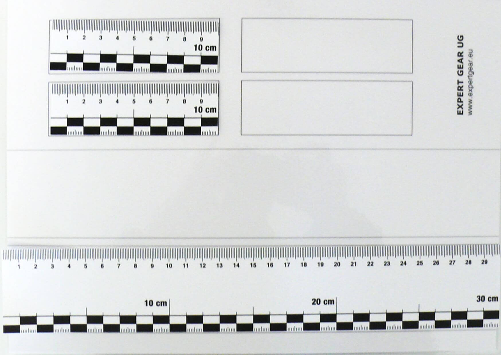 Haftmarkierungs-Ablage DIN A4