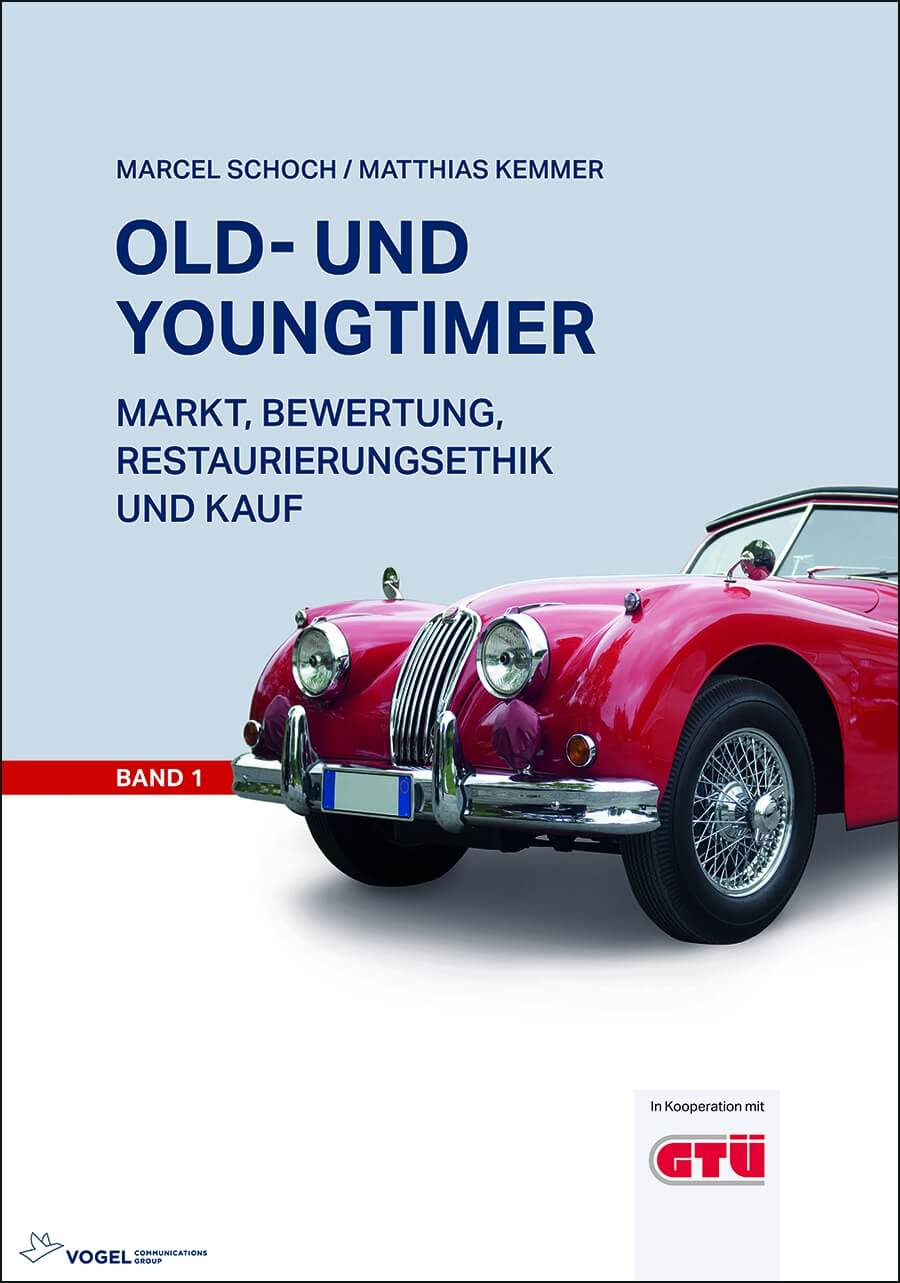Fachbuch Old- und Youngtimer, Band 1