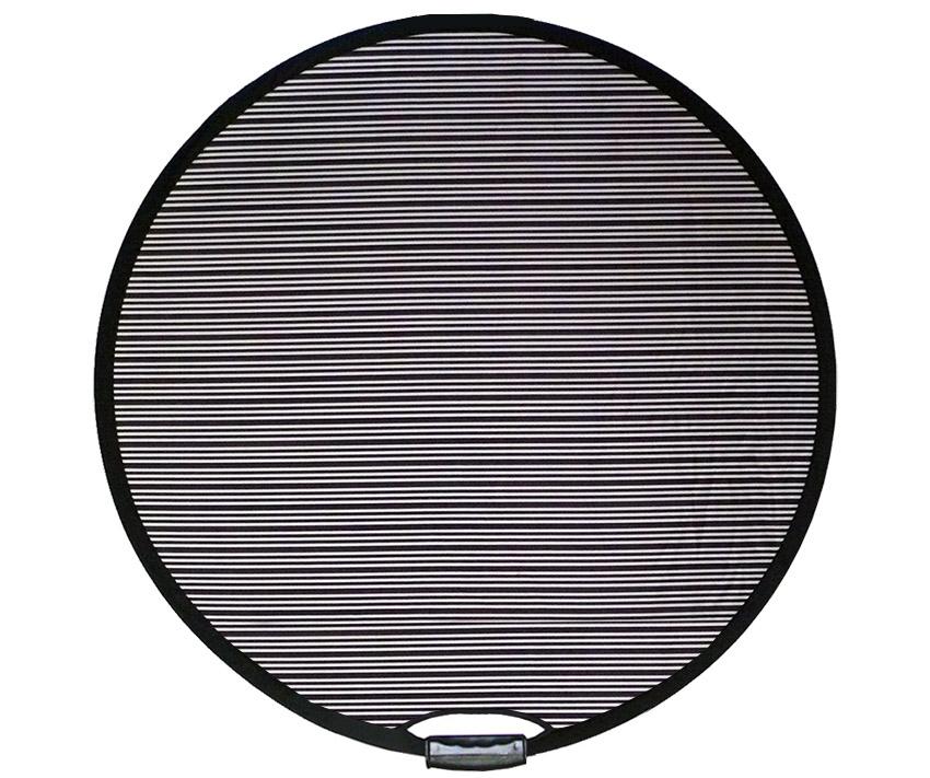 Dellenreflektor-rund-faltbar