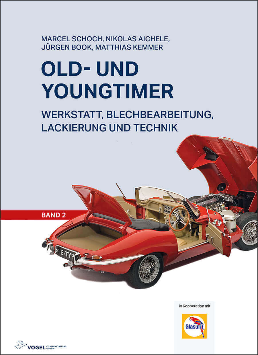 Fachbuch Old- und Youngtimer, Band 2