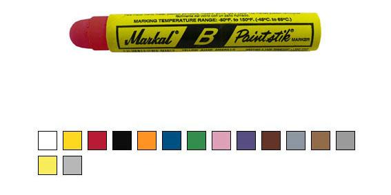 Paintstik Original B  – Festfarbenstift, rot
