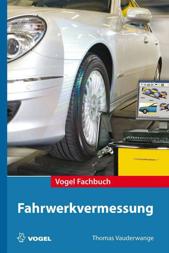 Fachbuch Fahrwerkvermessung