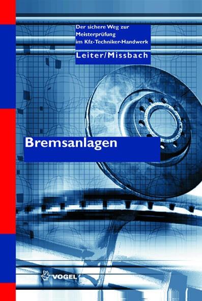 Fachbuch Bremsanlagen