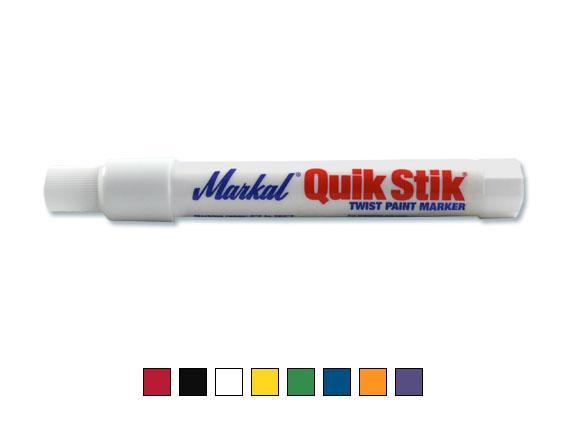 Quik Stik All Purpose – Farbmarker, weiß