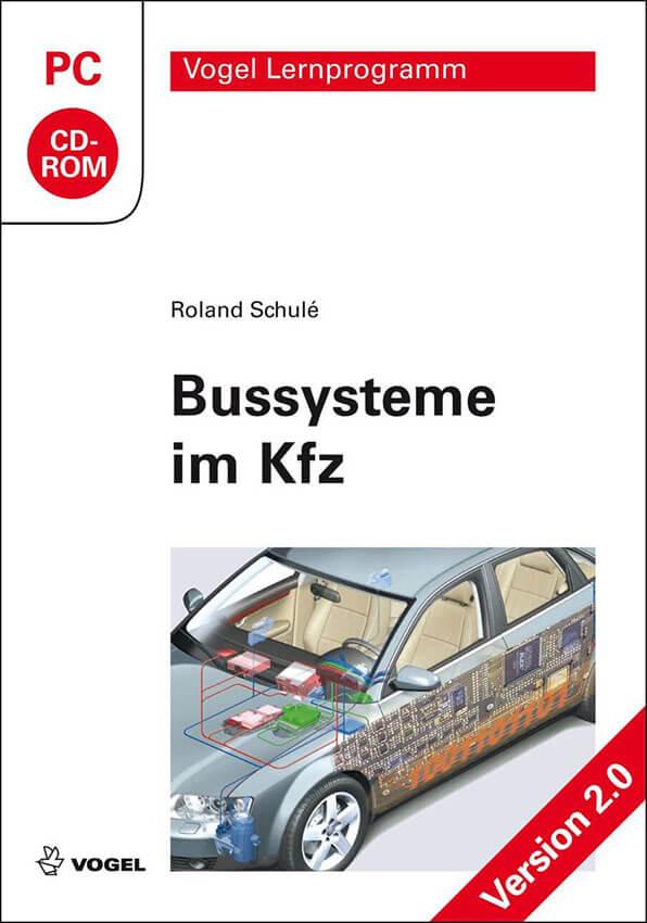 CD-ROM Bussysteme im Kfz