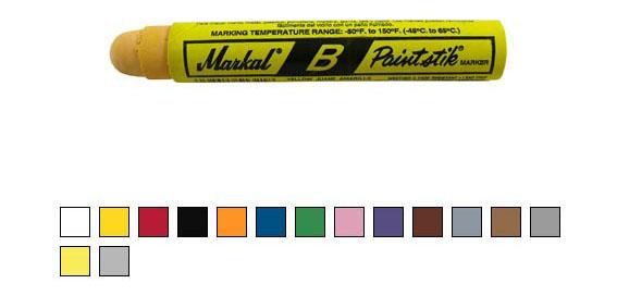 Paintstik Original B  – Festfarbenstift, gelb
