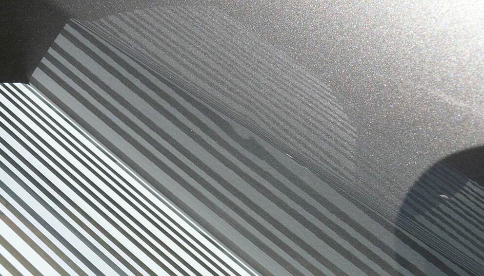 Dellenkarte, 2-farbig (weiß/schwarz)