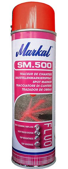 Markierungsspray, Markal - SM.500, pink fluoreszierend