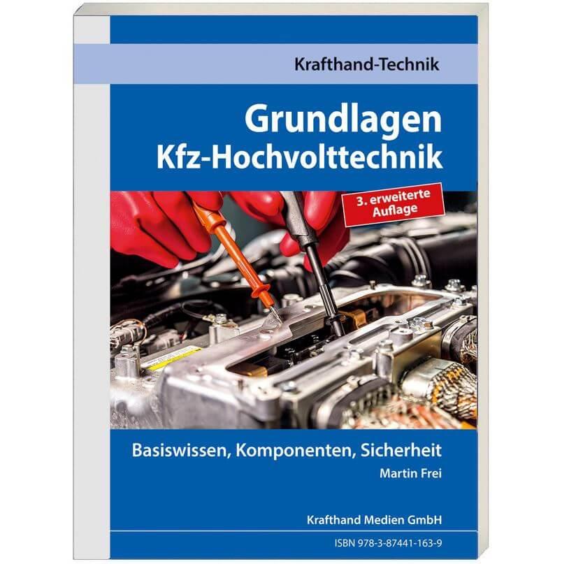 Fachbuch Grundlagen Kfz-Hochvolttechnik