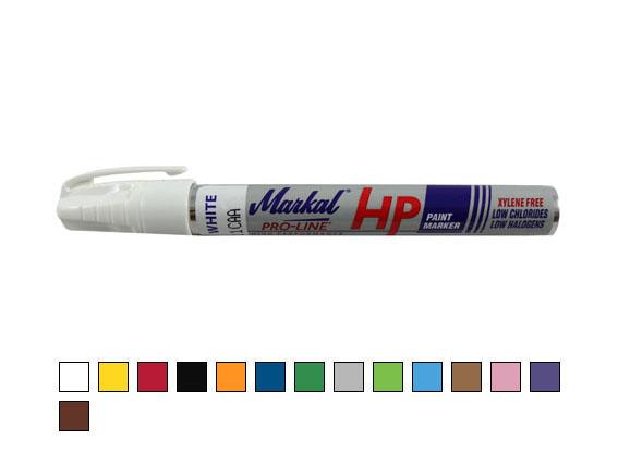 Paint-Riter + Oily Surface HP – Lackmarker für ölige Oberflächen, weiß
