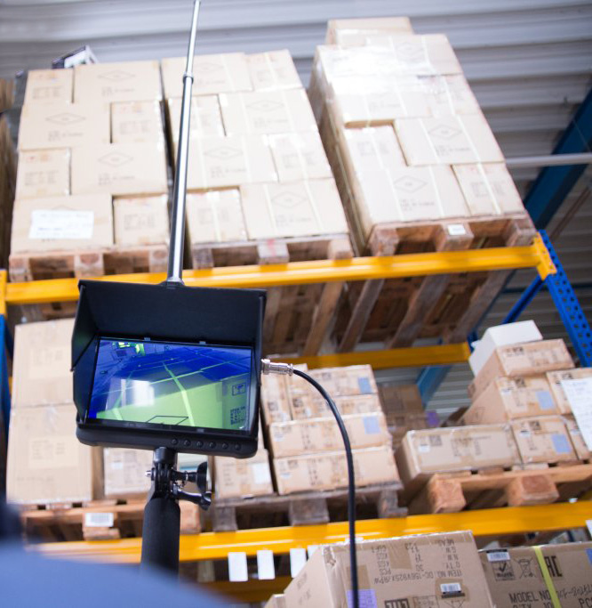 DVR Full HD Inspection Kamera, 5m
